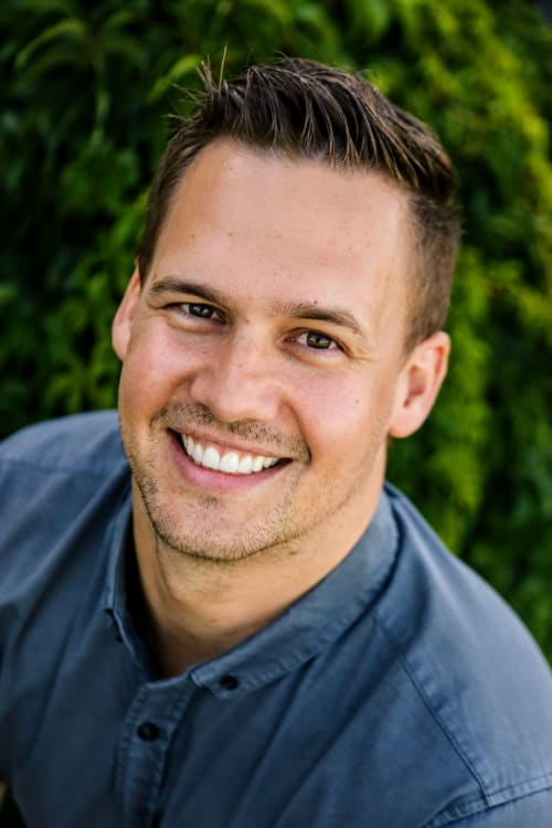 Dr. Jesse Baradoy, Carrington Dental Centre, West Kelowna