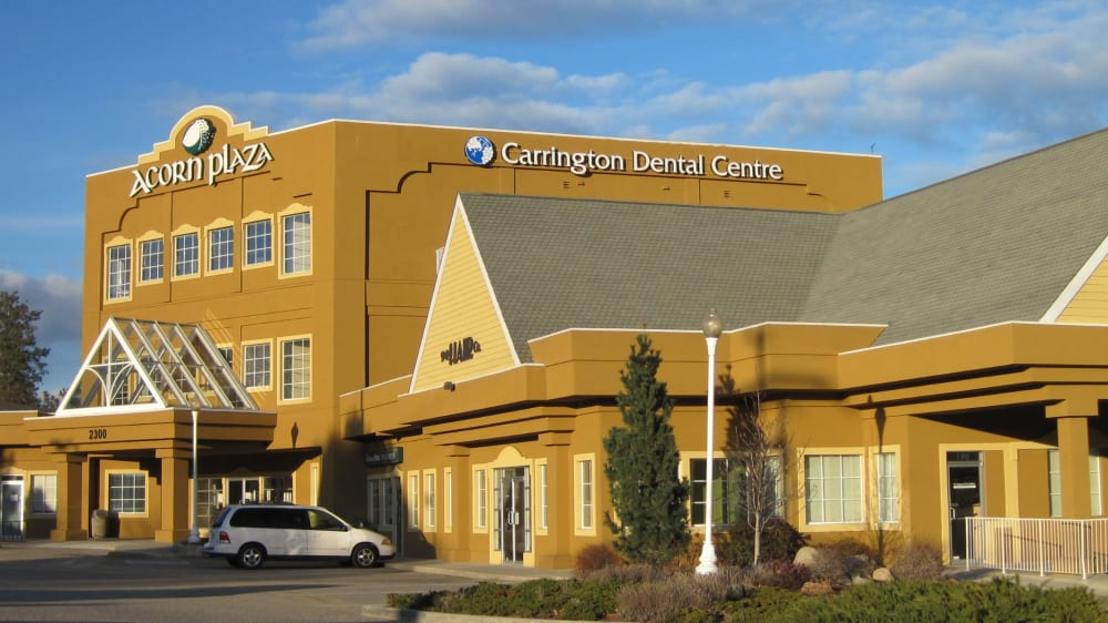 Carrington Dental Centre, Acorn Plaza, West Kelowna