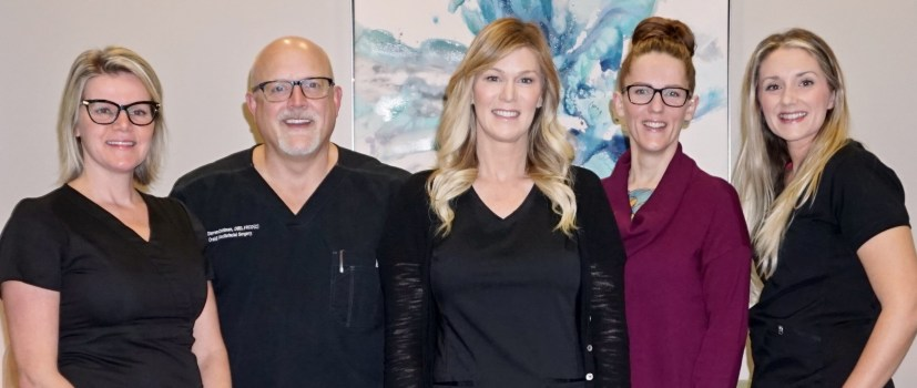 Surgical Team at Carrington Dental Centre in West Kelowna