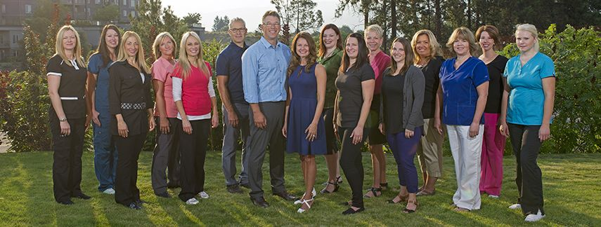 Carrington Dental West Kelowna Team